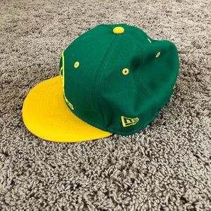 New Era Accessories - Seattle Supersonics Hat